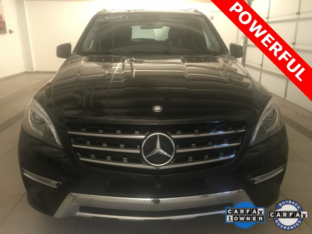 Certified pre owned 2015 mercedes benz m class ml 400 suv for Mercedes benz bloomfield hills mi