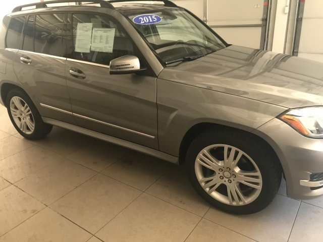 Certified pre owned 2015 mercedes benz glk glk 350 suv in for Mercedes benz bloomfield hills service hours