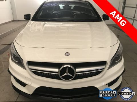 Certified Pre-Owned 2014 Mercedes-Benz CLA AMG® CLA 45